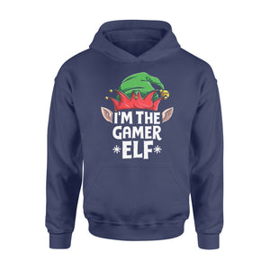 GearUnique Funny Christmas Gift I'm The Gamer Elf Standard Hoodie