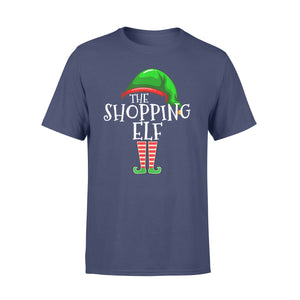 GearUnique Funny Christmas Gift The Shopping Elf Standard T-shirt