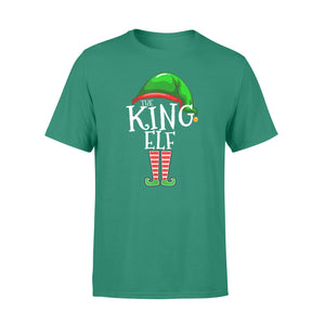 GearUnique Funny Family Christmas Gift The King Elf Standard T-shirt