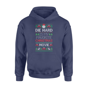 GearUnique Die Hard Is My Favorite Christmas Movie Standard Hoodie