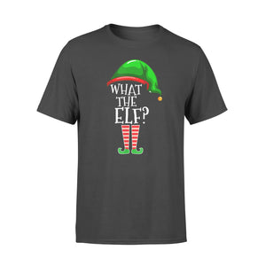 GearUnique Funny Christmas Gift What The Elf Standard T-shirt