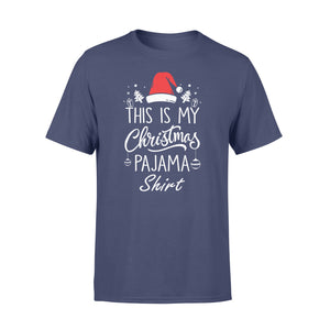 GearUnique Funny Christmas This Is My Christmas Pajama Shirt Standard T-shirt