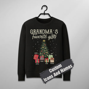 Custom Funny Christmas Sweater - Favorite Gifts
