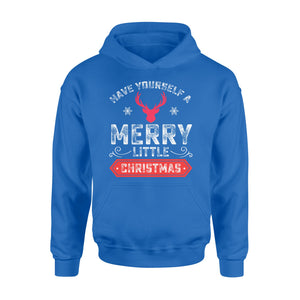 GearUnique Have Yourself A Merry Little Christmas T-shirt For Xmas - Standard Hoodie