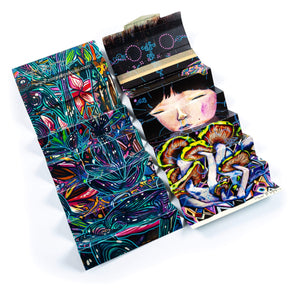 Rolling Papers  - Artist Papes Nekomata Limited Edition