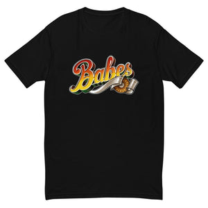 Babes Papes T-Shirt Black / M Babes Papes® Short Sleeve T-shirt for Men