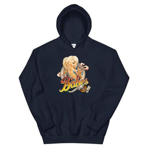 Babes Papes hoodies Navy / S Babes Papes® Unisex Hoodie (multi color)