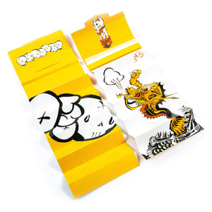 Babes Papes Rolling Papers Artist Papes Nekomata | Limited Edition
