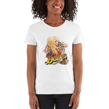Load image into Gallery viewer, Women's 100% cotton short sleeve t-shirt (multi-color) - Babes Papes®