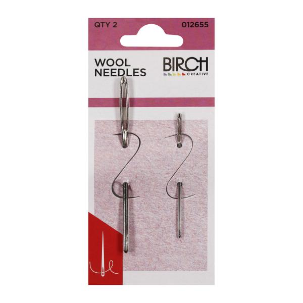 Birch Wool Needles