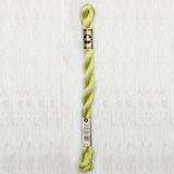 DMC Perle Cotton #5 0472 Ultra Light Avocado Green