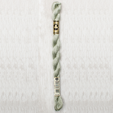 DMC Perle Cotton #5 0524 Very Light Fern Green