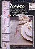Cooktown Orchid Place Mat and Table Napkin - Morris & Sons Australia