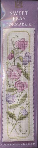 Sweet Peas Bookmark