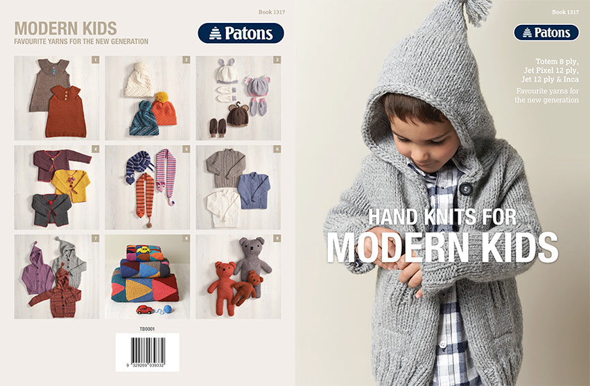 Hand Knits for Modern Kids