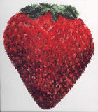 Large Strawberry Latch Hook Kit