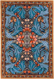 William Morris Panel Rug