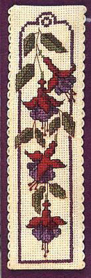 Fuchsias Bookmark