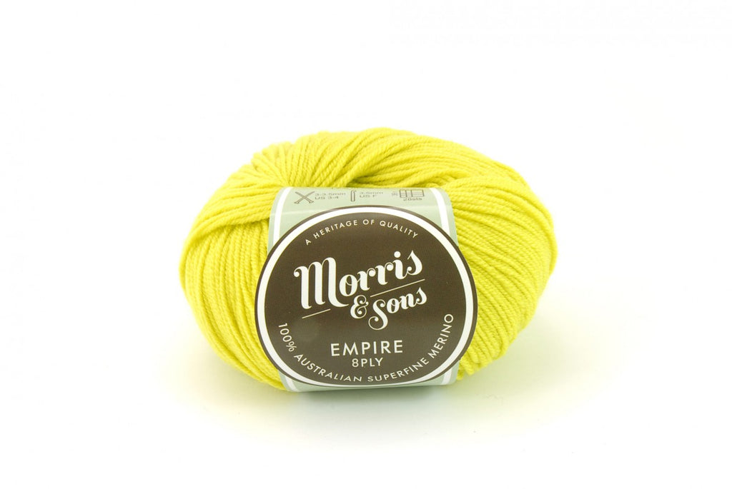 Morris Empire 8ply