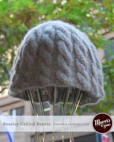 Bossley Cabled Beanie
