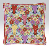 French Flowers Cushion