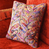 Summer Paisley Cushion