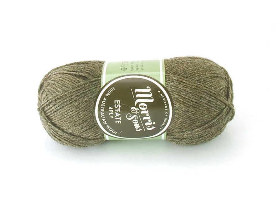 Morris Estate 4ply - Morris & Sons Australia