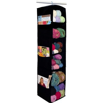 6 Shelf Yarn Organizer