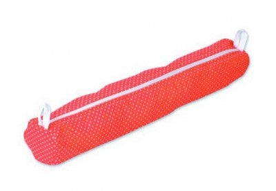 Red Knitting Needle Case