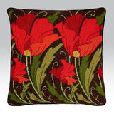 Poppies Parterre Cushion