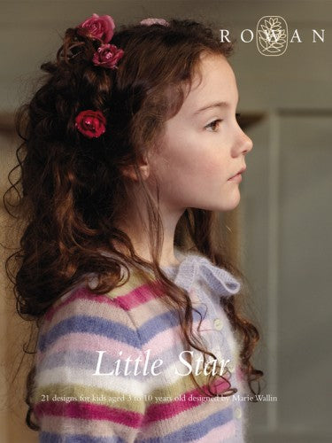 Little Star 21 Designs For Kids by Marie Wallin