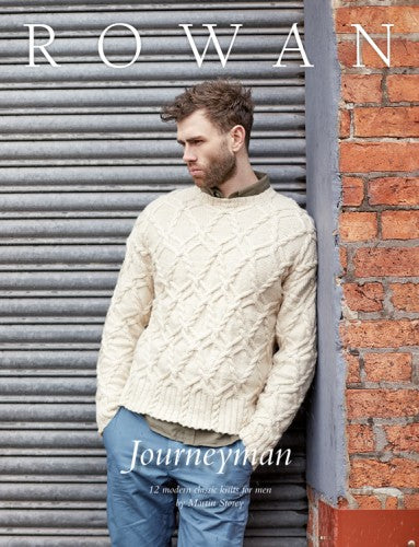 Rowan Journeyman Collection by Martin Storey