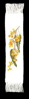Wattle Bookmark