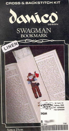 Swagman Bookmark