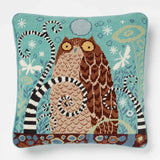 Owl Cushion - Morris & Sons Australia