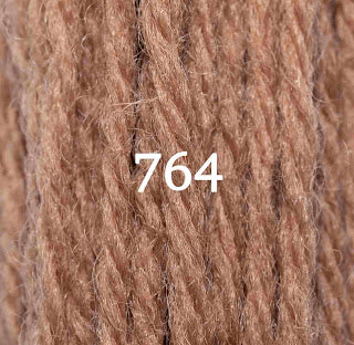 Appletons Crewel Wool 764 Biscuit Brown