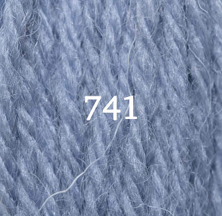 Appletons Crewel Wool 741 Bright China Blue