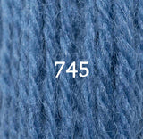 Appletons Crewel Wool 745 Bright China Blue