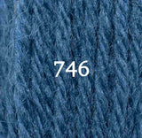 Appletons Crewel Wool 746 Bright China Blue