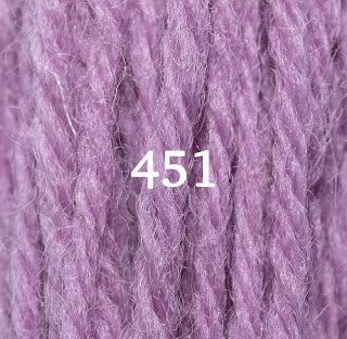 Appletons Crewel Wool 451 Bright Mauve