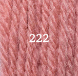 Appletons Crewel Wool 222 Bright Terra Cotta