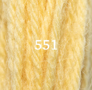 Appletons Crewel Wool 551 Bright Yellow
