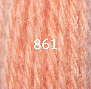Appletons Crewel Wool 861 Coral