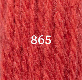 Appletons Crewel Wool 865 Coral