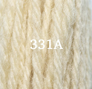 Appletons Crewel Wool 331A Drab Green