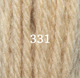 Appletons Crewel Wool 331 Drab Green