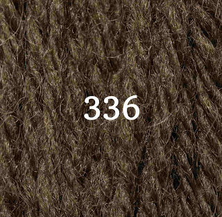 Appletons Crewel Wool 336 Drab Green