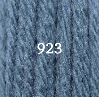 Appletons Crewel Wool 923 Dull China Blue