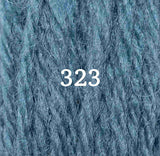 Appletons Crewel Wool 323 Dull Marine Blue - Morris & Sons Australia