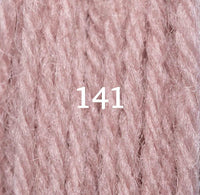 Appletons Crewel Wool 141 Dull Rose Pink